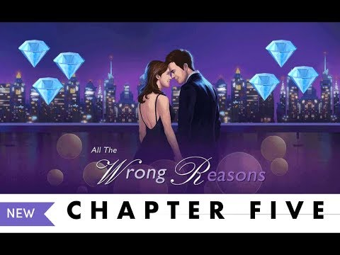 All The Wrong Reasons Chapter 5 | STEAMY SCENE | Gems Used | Chapters: Interactive Stories
