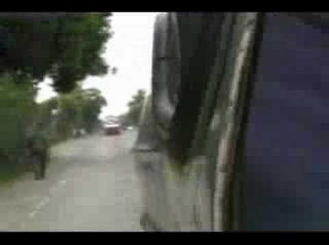 Efraim Manzano Ride To Santiago City Isabela Philippines