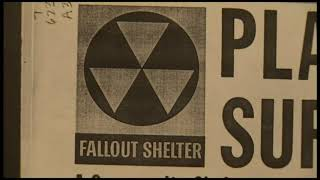 Houston landmarks doubled as Cold War fallout shelters