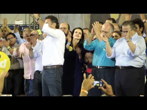 Aécio Neves -- Discurso na Convenção do PSDB-MG - 10/06/2014