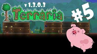 Terraria 1.3 #5 - Piggy Bank