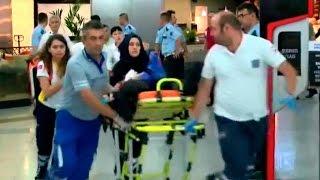 В зоне прилета международных рейсов аэропорта Стамбула совершен теракт, погибли 36 человек.