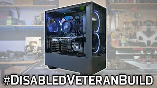 Secret Gaming PC Build for a Great Cause!