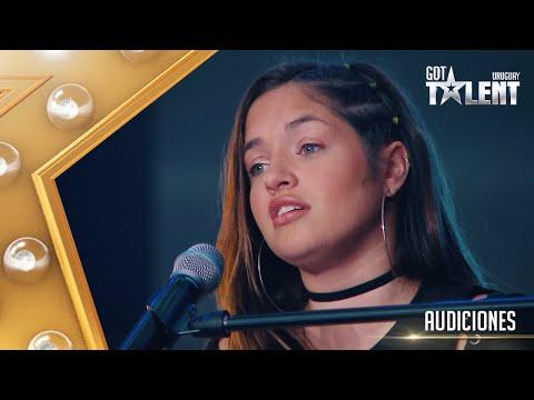 ¡AGUSTINA nos emocionó a todos con su historia y su hermosa voz!