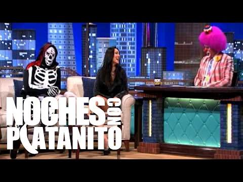 Paty Diaz le canta a Platanito en Noches Con Platanito