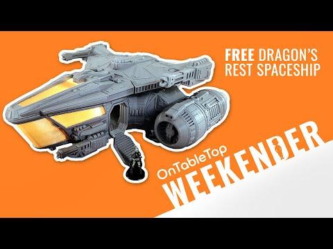 Weekender: FREE 3D Models, WIN Archon Terrain & 15mm Conan Miniatures Pack A Punch