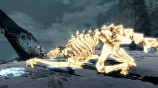 Skyrim Секрет ТОП Скорость Самое мощное двуручное оружие Длинный молот