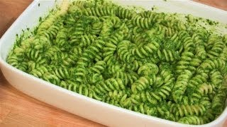 Spinach Pesto Pasta: Cooking For Kids - S01e3/8