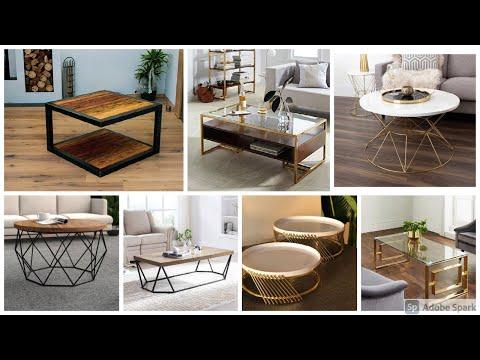 100+  Metal Coffee Table Ideas 2020