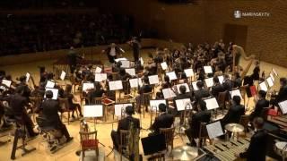 Samsara for Violin, Marimba & Orchestra by Tobias Broström