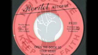 DARRELL BANKS - Open the door to your heart - REVILOT