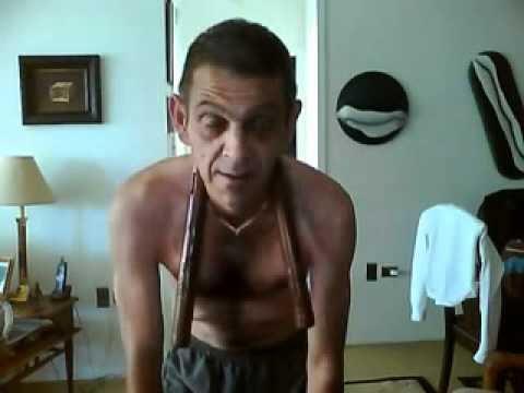 Alain Marty fight against terminal lung cancer/combat contre le cancer des poumons phase terminale