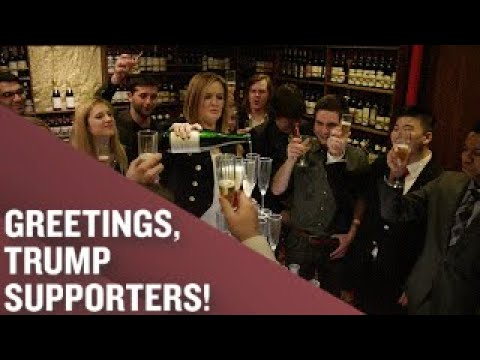 Greetings, Trump Supporters! | Full Frontal with Samantha Bee | TBS