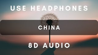 China - (8D AUDIO)Anuel AA, Daddy Yankee, Karol G, Ozuna & J Balvin