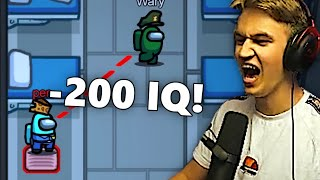 -200 IQ IMPOSTER VENT GAME.. (AMONG US)