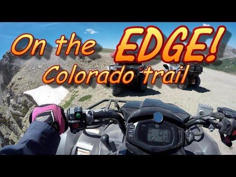 Sketchy Mountain trail & camera comparison Taylor park Colorado! July 27th 2016