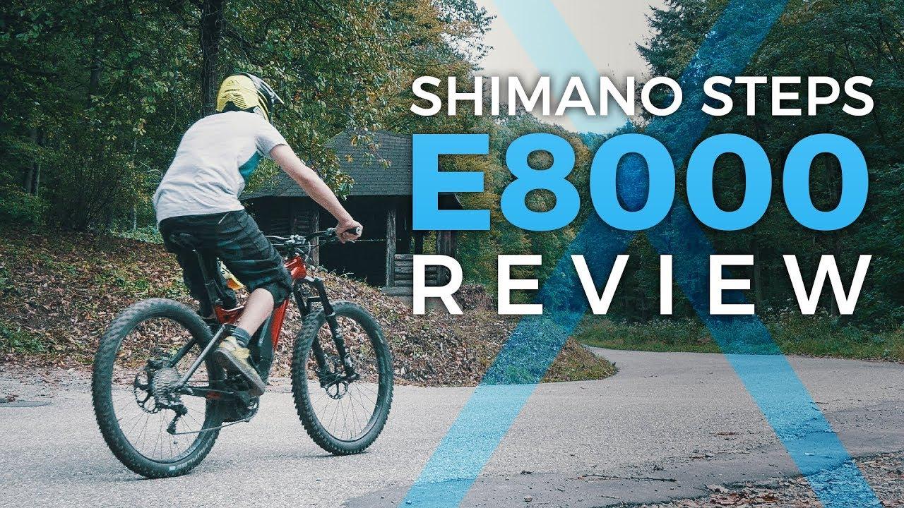 623ac2904d9 Test: Elektro Mountainbike - Shimano Steps E8000 - TrailTouch - YouTube