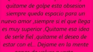 Karina - Quitame (Letra)