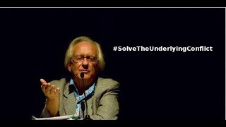 Conversations with Galtung: Trump drops a bomb every 12 minutes