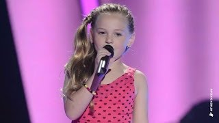 Molly Sings Am I Not Pretty Enough | The Voice Kids Australia 2014 thumbnail