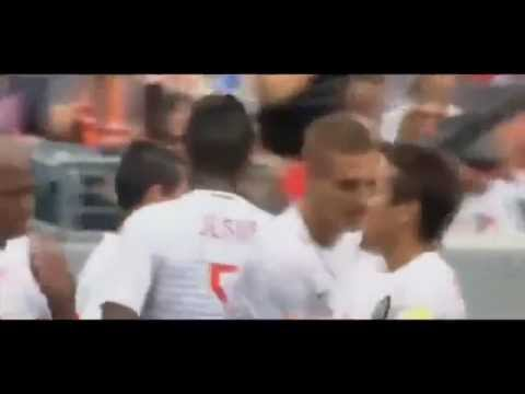 Nemanja Vidic Goal - Inter Milan vs AS Roma 1-0 - International Champions Cup 2014!