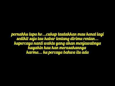 Dhyo Haw-Rentan lyrics