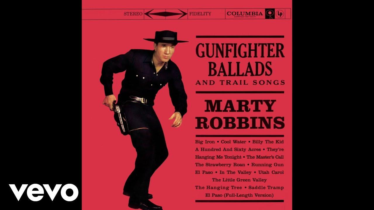 Marty Robbins - El Paso (Audio) - YouTube