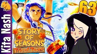 Story of Seasons Trio of Towns Gameplay PART 63: LUDUS DATING EVENTS |Let
