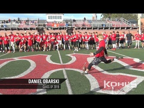 #3 Ranked Kicker in America | Daniel Obarski | Kohl