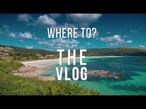 Where To? The Vlog - Travel and Surf Tips #1 France, surfing, atlantic, waves and more