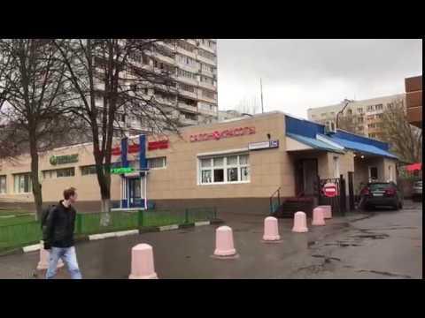 Москва, ул. Россошанская 3к1Ас2