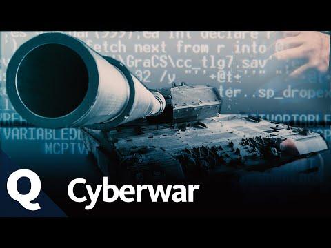 So funktioniert der Krieg im Internet I Quarks