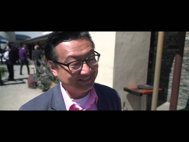 David Chen talks about his expectations for ABAF15NZ