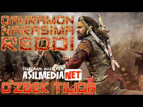 Qahramon Narasimxa Reddi HD Hind Kino Uzbek Tilida 2019