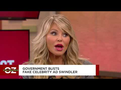 Oz Investigation: Dr. Oz and Christie Brinkley Take on the Scammers