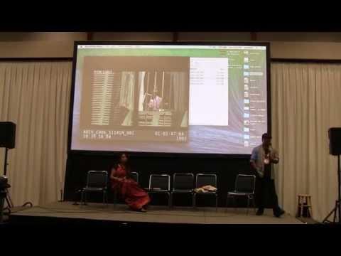 Arghakamal Mitra - Magic of Film Editing - NABC 2015, Houston