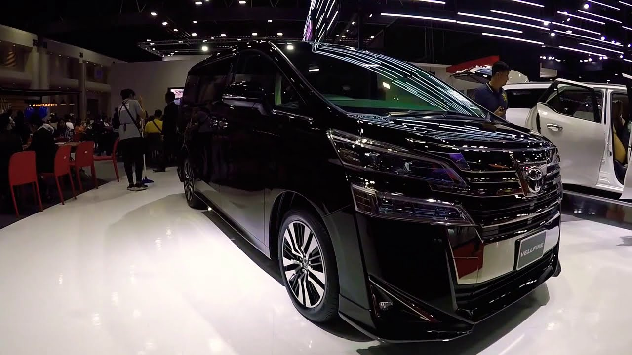 2021 Toyota Alphard Price, Design and Review
