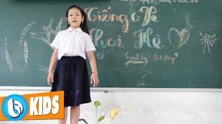 Tiếng Ve Gọi Hè - Bé Bình Đông   Nhạc Thiếu Nhi [MV 2018]