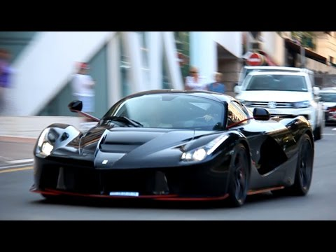Felipe Massa's LaFerrari Sound!