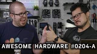 Intel's $979 18-Core 10980XE, PLC NAND for SSDs, Win10 19H2 Update - Awesome Hardware #0204-A