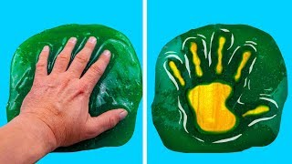 29 BRILLIANT SLIME AND RESINE DIYS
