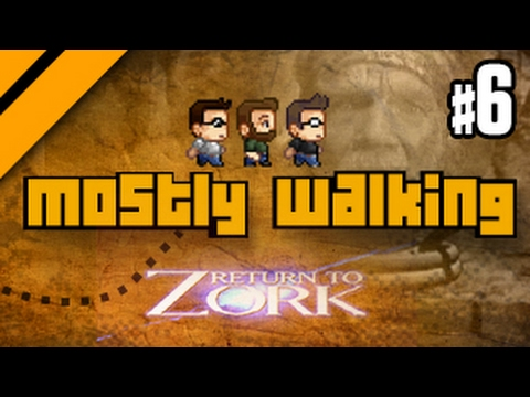 Mostly Walking - Return to Zork Day 2 :: Day[9]TV