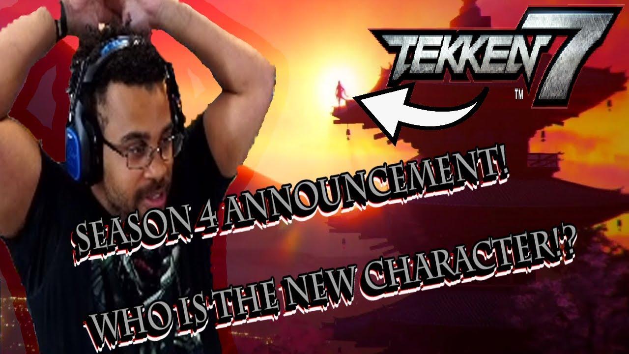 Tekken 7 Season 4 Announcement Youtube