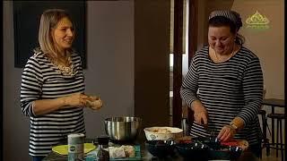Кулинарное паломничество. От 2 марта. Встреча с многодетной мамой: готовим рыбу и винегрет