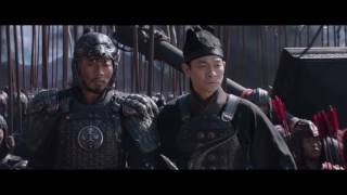 The Great Wall  | TỬ CHIẾN TRƯỜNG THÀNH trailer