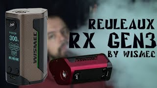 Reuleaux RX GEN3 by Wismec l Детальный обзор
