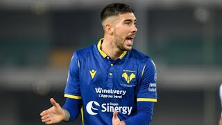 Mattia zaccagni | hellas verona skills, goals & assists 2021 hd