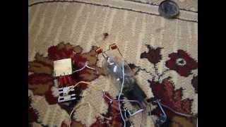 ✔  Полный обзор ВЧ генератора на лампе г-807 и как его самому сделать.