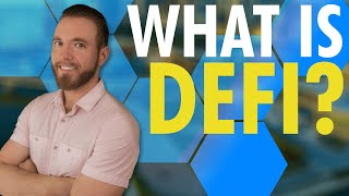 Defi Explained - Decentralized Finance Explained - Beginners Guide & Overview for Ethereum Projects
