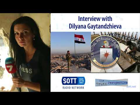 The Truth Perspective - Interview with Dilyana Gaytandzhieva